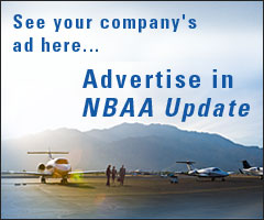 NBAA Update Advertising
