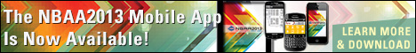 Download the NBAA2013 Mobile App