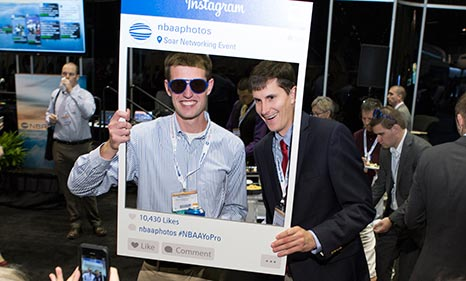 Going to NBAA2015? Join the Conversation on Social Media