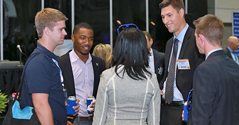 Events for Young Professionals Set for NBAA2015