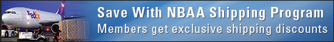 Save With NBAA Shipping Program
