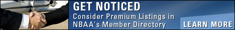 Premium Listings in NBAA's Member Directory