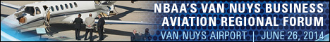 NBAA's Van Nuys Regional Forum in June