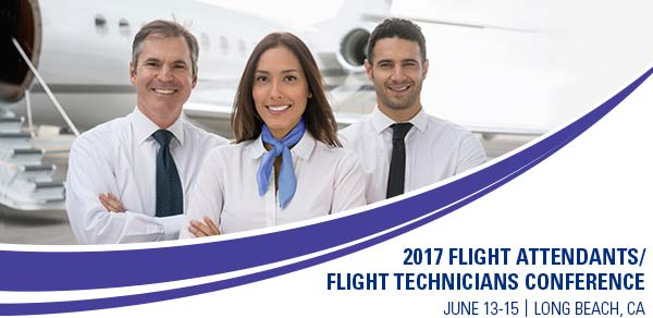 2017 NBAA Flight Attendants/Flight Technicians Conference