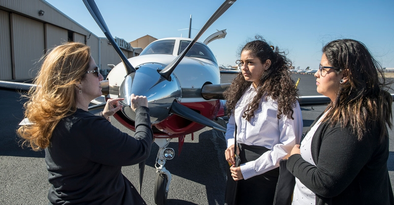 SDC2019: Paying It Forward to the Future Business Aviation Workforce
