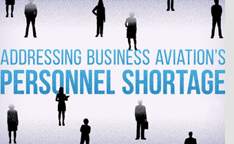Addressing Business Aviation's Personnel Shortage