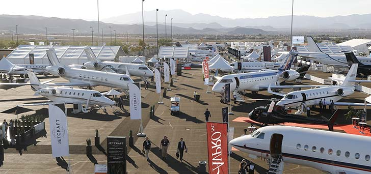 NBAA's 2017 Convention Concludes as a Strong, Meaningful Show