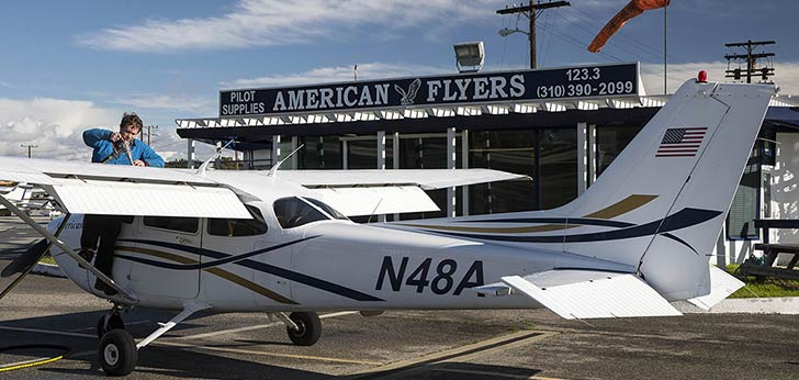 Point of Impact: American Flyers Ends Nearly 50-Year Presence at SMO
