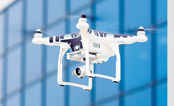 In Safety Considerations, Drones Should be Treated like Manned Aircraft