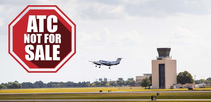 GA Group Leaders, Activists Agree: No August 'Recess' From ATC Privatization Battle