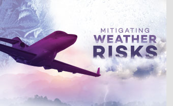 Tools, Technology Help Single Pilots Mitigate Weather Risks