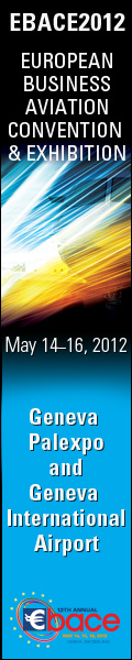 European Business Aviation Conference & Exhibition (EBACE2012)