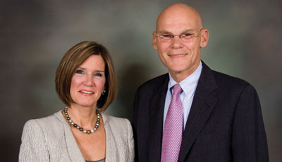 Carville and Matalin