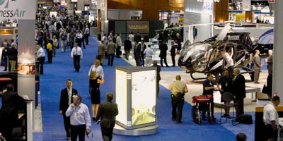 Five Quick Tips for Making the Most of NBAA2012