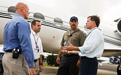 As the NBAA2013 An Opportunity to Make the Industry's Voice Heard in Washington