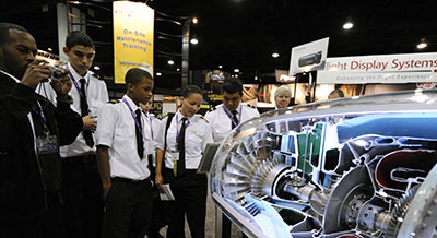 'Careers in Business Aviation Day' Will Introduce Students to the World of Business Aviation
