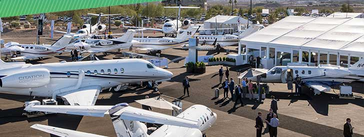 We're 3 Months Away from Business Aviation's Biggest Event: NBAA-BACE