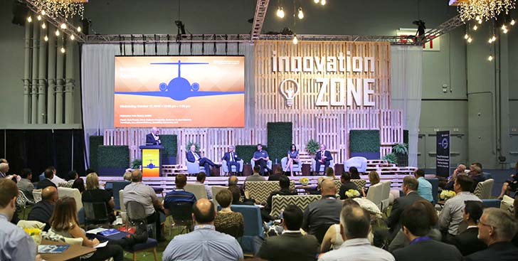 NBAA-BACE Education Sessions Focus on Innovation