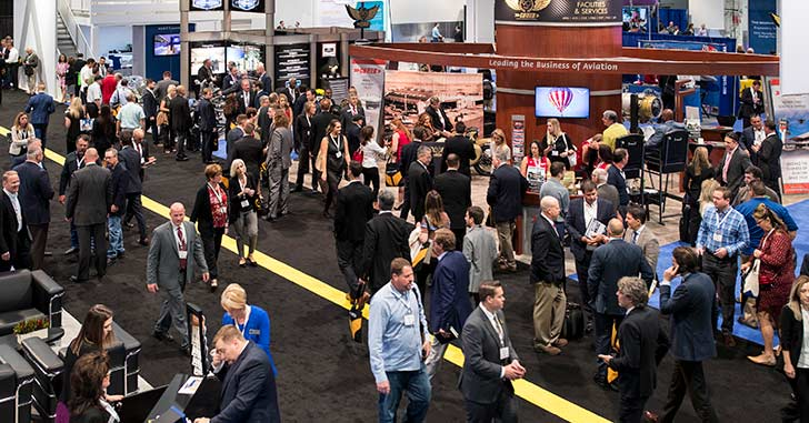 Make the Most of NBAA-BACE: Plan Your Show in Advance