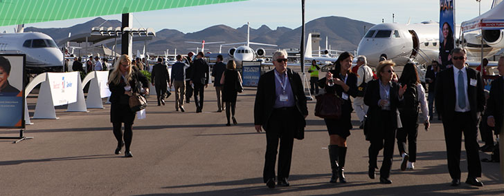 NBAA-BACE Lands in Las Vegas in Eight Weeks