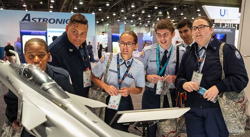 Limitless Pathways to Success Showcased at NBAA Careers in Business Aviation Day