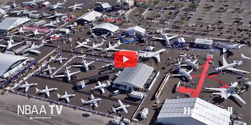 NBAA TV: New and Innovative Aircraft on Display at NBAA-BACE