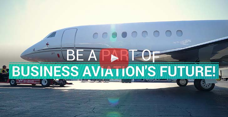 Video: Be a Part of Business Aviation's Future at NBAA-BACE