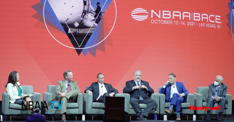 NBAA TV: Sustainability Takes Center Stage at NBAA-BACE