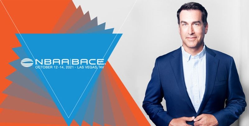 Actor, Comedian, Marine Corps Veteran Rob Riggle to Deliver Day 1 Keynote