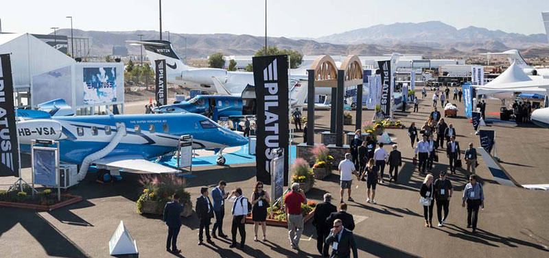 Expansive Array of OEMs to Exhibit at NBAA-BACE