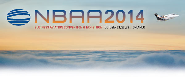 Business Aviation Convention & Exhibition (NBAA2014)