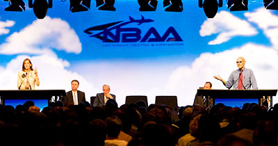 Carville, Matalin Return to NBAA Convention in 2014
