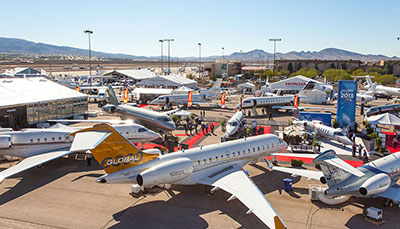 See the Latest and Greatest Aircraft at the NBAA2014 Outdoor Static Display