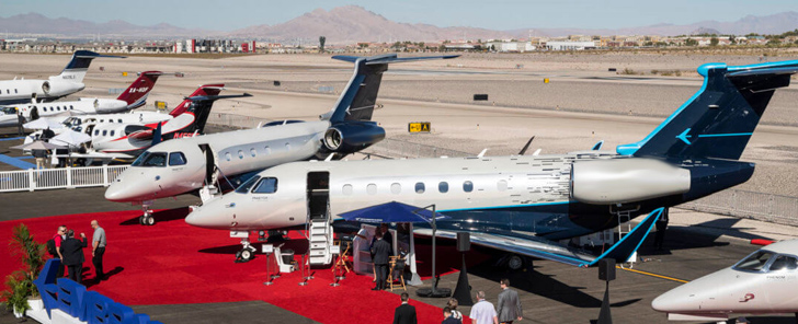 2019 NBAA-BACE Lives Up to Promise, Driving Change in a Rapidly Evolving Industry
